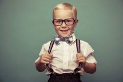 Retrato de los niños Fotografía de archivo