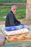 Retrato de los refugiados sirios que viven en Turquía Fotografía de archivo