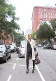 Retrato de Martha Streck do modelo de forma Foto de Stock