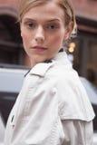 Retrato de Martha Streck do modelo de forma Imagens de Stock