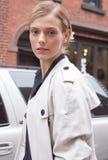 Retrato de Martha Streck do modelo de forma Imagens de Stock Royalty Free