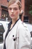 Retrato de Martha Streck do modelo de forma Fotografia de Stock
