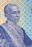 Retrato de Mongkut Rama IV foto de archivo