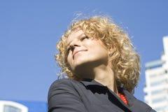 Retrato de mulheres de negócio fotos de stock