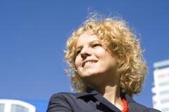 Retrato de mulheres de negócio fotos de stock royalty free
