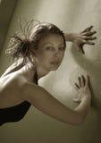 Retrato de Natalia Fotos de archivo libres de regalías