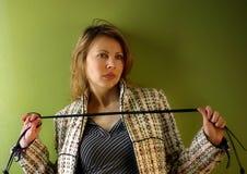 Retrato de Natalia Fotografía de archivo libre de regalías