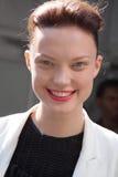 Retrato de Naty Chabanenko dos modelos de forma Imagem de Stock Royalty Free
