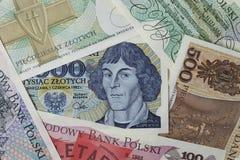 Retrato de Nicolaus Copernicus Fotografia de Stock