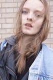 Retrato de Nimue Smit do modelo de forma Imagens de Stock