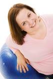 Retrato de Pilates Foto de Stock Royalty Free