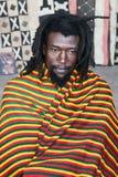 Retrato de Rastafarian Imagens de Stock Royalty Free