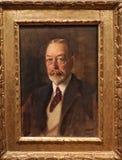 Retrato de rey George V fotos de archivo libres de regalías