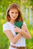 Retrato de rubio joven hermoso Fotografía de archivo libre de regalías