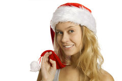 Retrato de Santa Foto de archivo libre de regalías