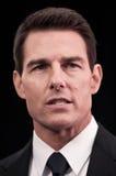 Retrato de Tom Cruise Foto de archivo