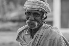 Retrato de tribal Fotos de archivo libres de regalías