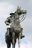 Retrato de Ulises S Washington DC del monumento de Grant Memorial Fotografía de archivo