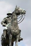 Retrato de Ulises S Washington DC del monumento de Grant Memorial Foto de archivo