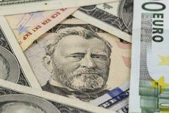 Retrato de Ulysses S concessão Imagens de Stock