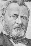 Retrato de Ulysses S Grant Portrait Imagens de Stock
