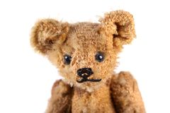 Retrato de um brinquedo Fotografia de Stock