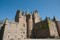 Retrato de um castelo escocês Foto de Stock Royalty Free