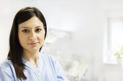 Doutor da jovem mulher Fotos de Stock