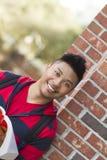 Retrato de um estudante Fotografia de Stock
