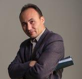 Retrato de um gerente Imagem de Stock Royalty Free
