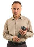 Retrato de um gerente Fotografia de Stock