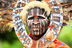 Retrato de um homem africano Fotos de Stock