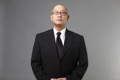 Retrato de um homem de negócios Fotografia de Stock Royalty Free