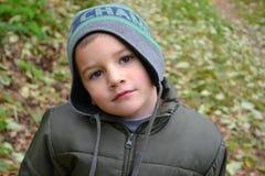 Retrato de um menino Imagem de Stock Royalty Free