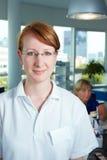 Retrato de um técnico dental Imagens de Stock Royalty Free
