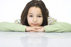Retrato de uma criança Fotos de Stock Royalty Free