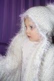 Retrato de uma criança Foto de Stock Royalty Free