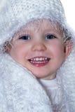 Retrato de uma criança Imagens de Stock