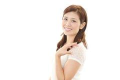 Retrato de uma mulher de negócio nova Imagem de Stock Royalty Free