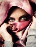 Mulheres misteriosas Imagem de Stock