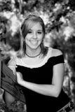 Retrato de un adolescente Imagenes de archivo