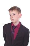 Retrato de un adolescente en un juego Imagenes de archivo