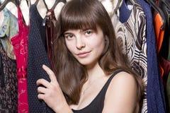 Retrato de un adolescente hermoso Imagen de archivo libre de regalías