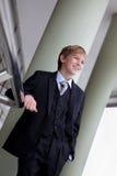 Retrato de un adolescente joven Imagen de archivo
