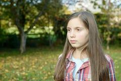 Retrato de un adolescente joven Fotografía de archivo