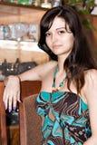 Retrato de un adolescente joven hermoso Foto de archivo
