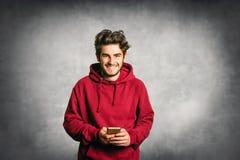 Retrato de un adulto del yound Fotos de archivo libres de regalías