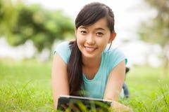 Estudiante hermoso Imagen de archivo