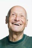 Retrato de un hombre adulto mayor Fotografía de archivo libre de regalías