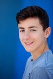 Retrato de un hombre rebelde del adolescente Foto de archivo libre de regalías